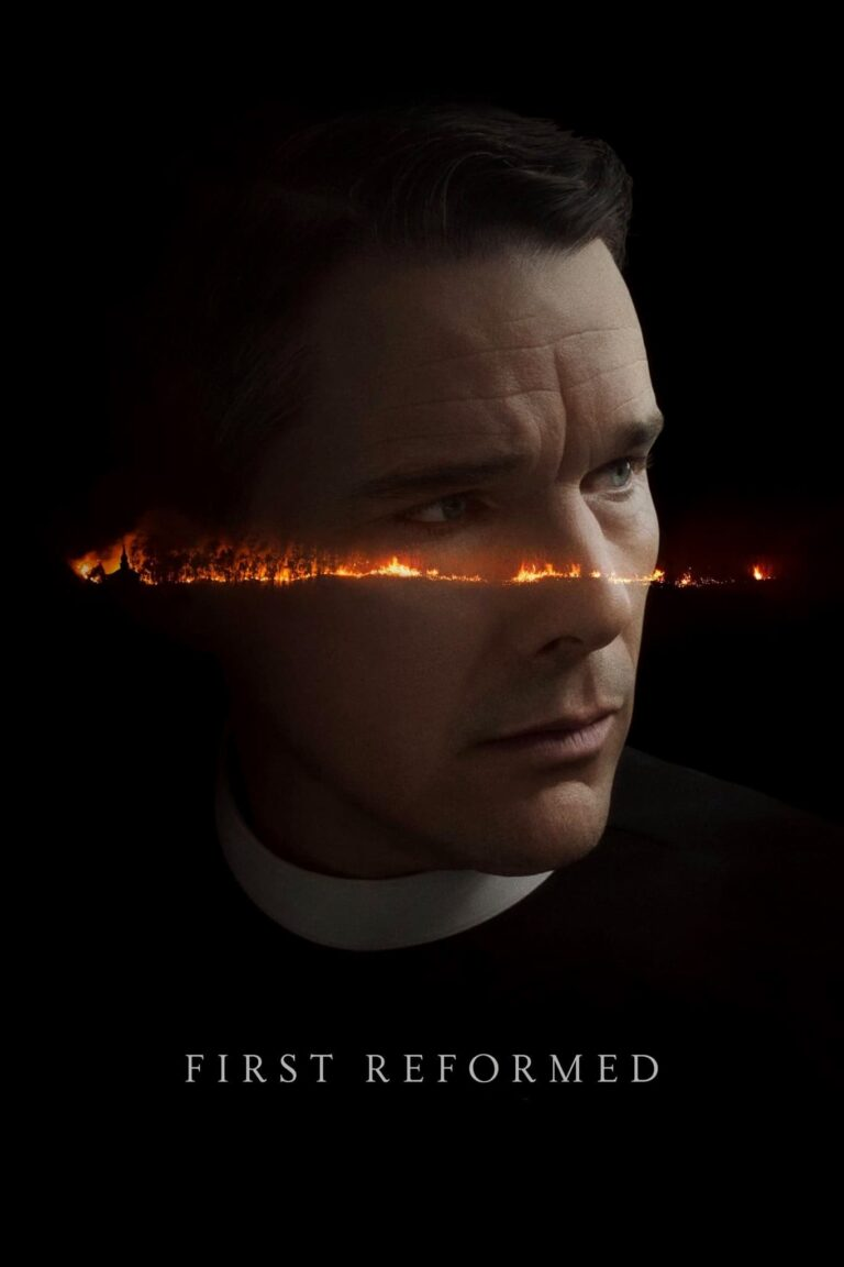 "Poster for the movie ""First Reformed"""