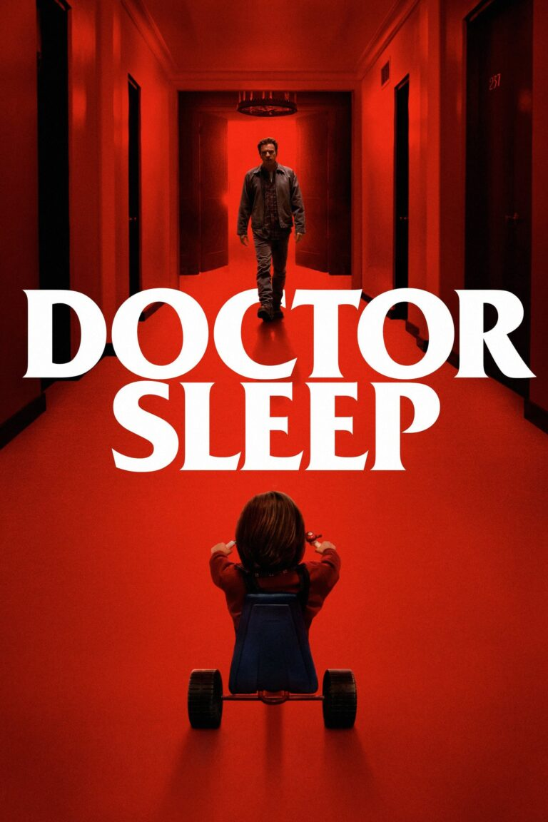 """Poster for the movie """"Doctor Sleep"""""""