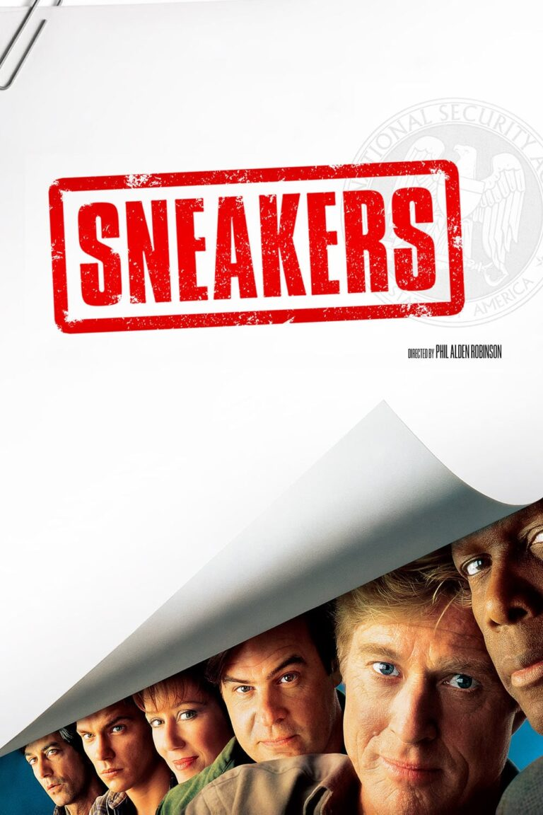 "Poster for the movie ""Sneakers"""