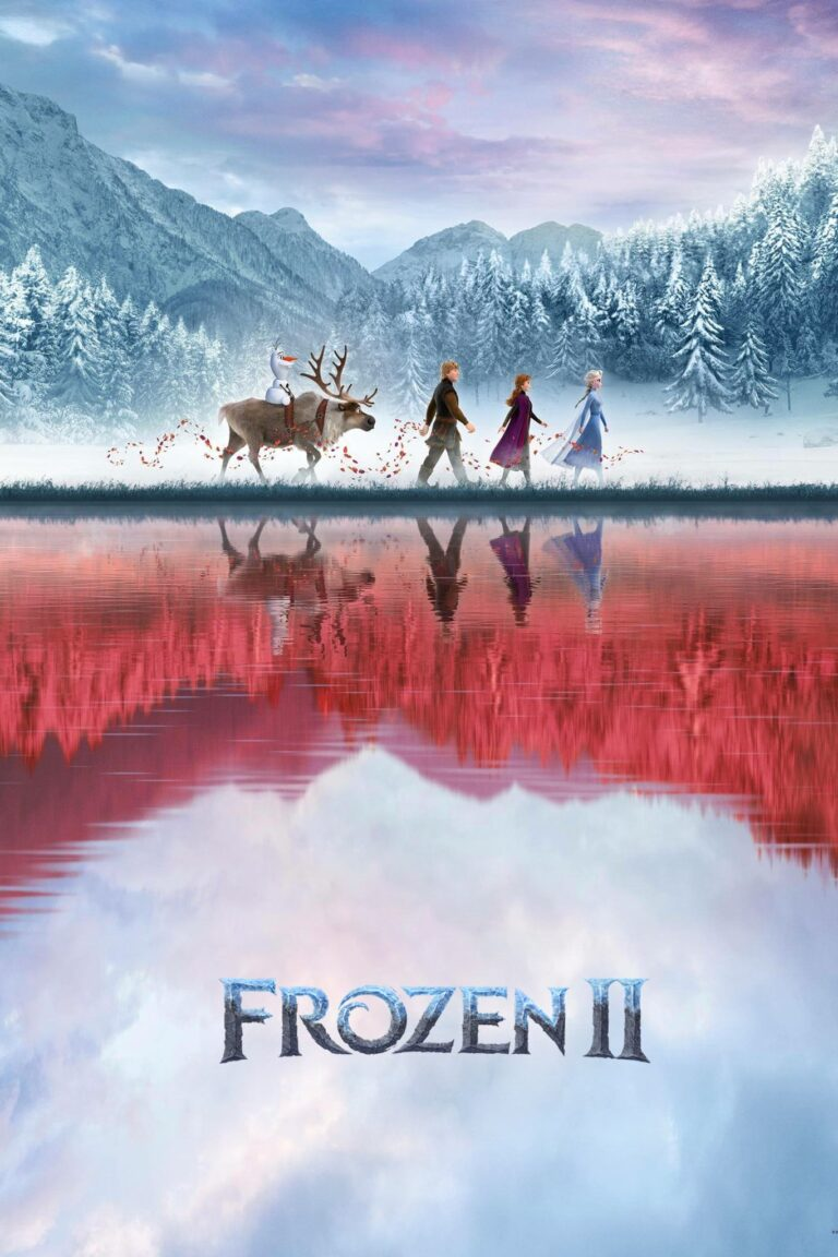 """Poster for the movie """"Frozen II"""""""