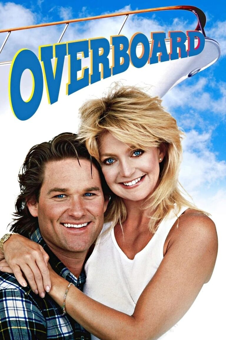 """Poster for the movie """"Overboard"""""""