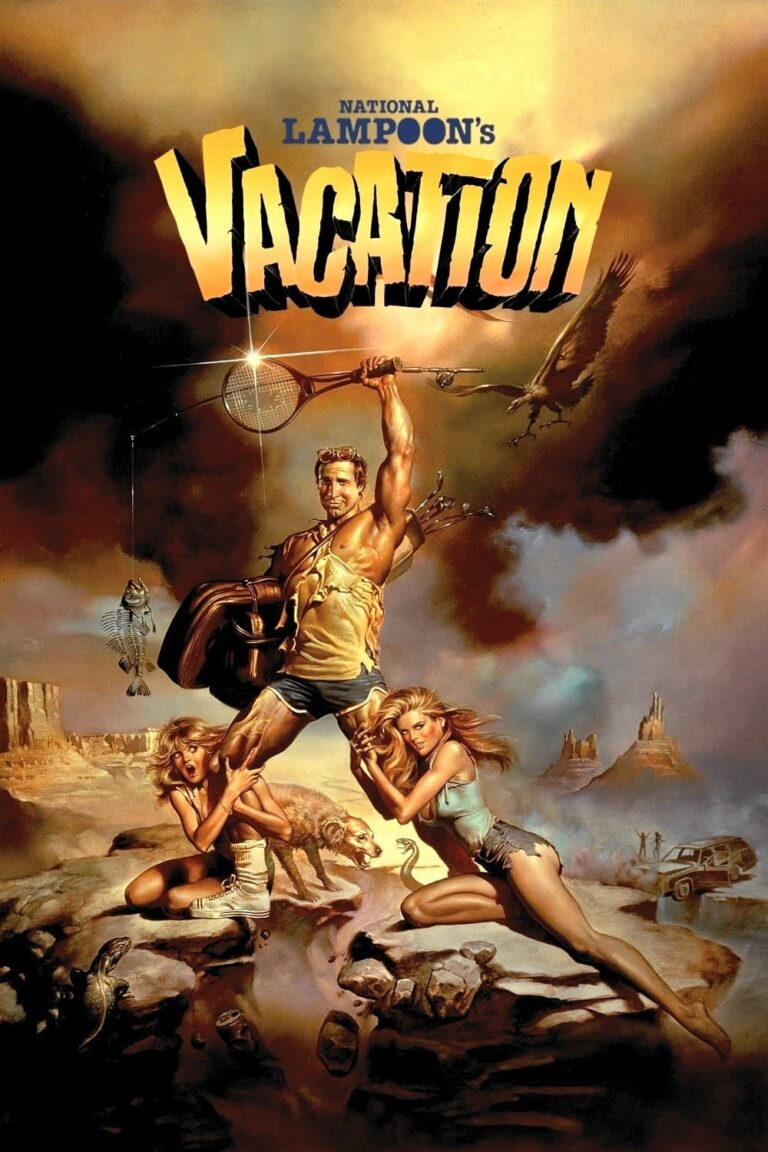 """Poster for the movie """"National Lampoon's Vacation"""""""
