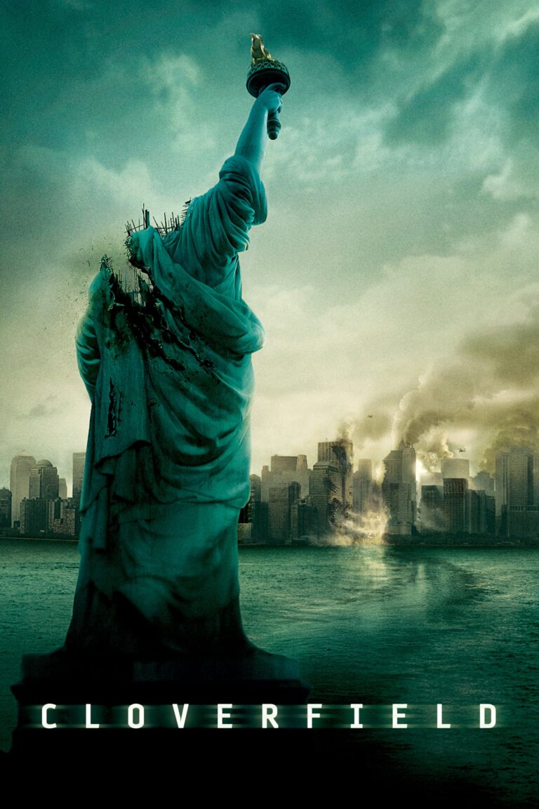"""Poster for the movie """"Cloverfield"""""""