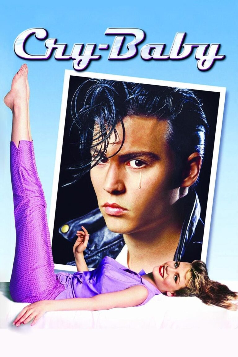 """Poster for the movie """"Cry-Baby"""""""