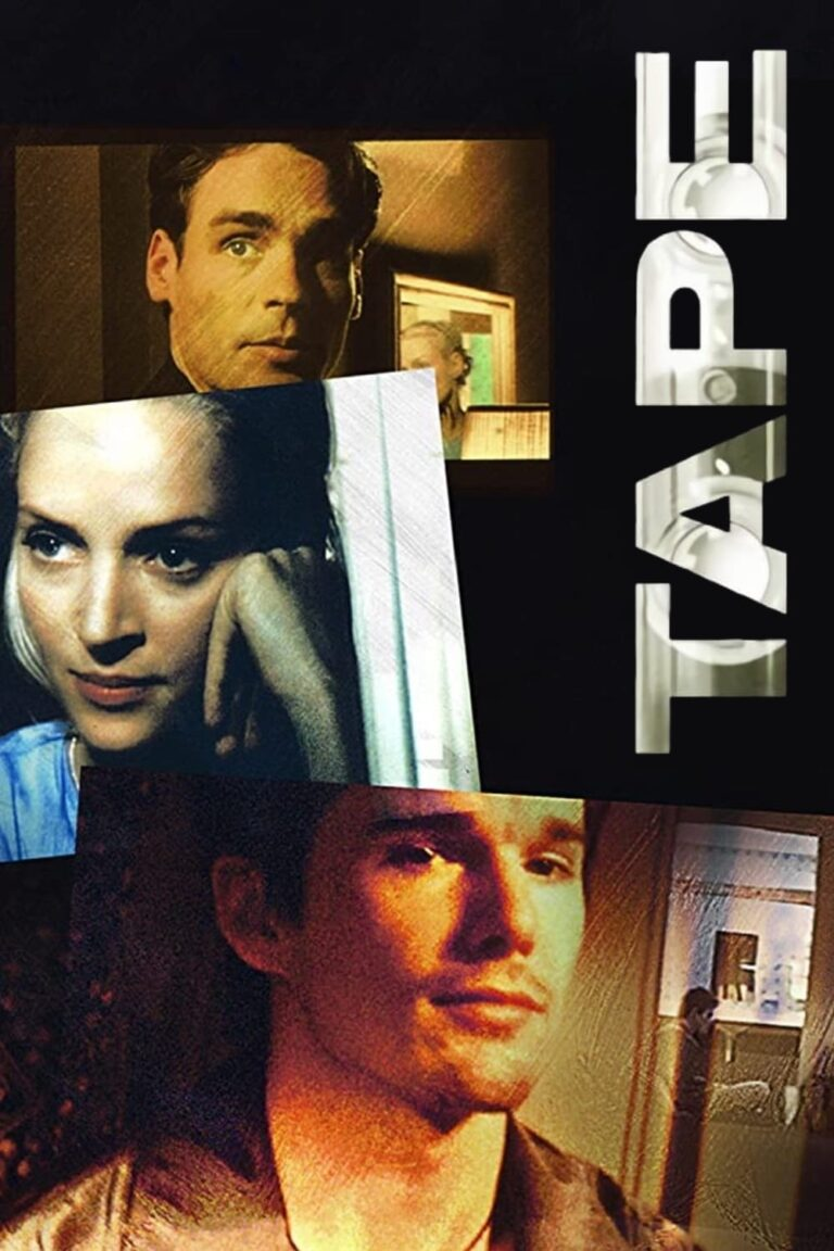 "Poster for the movie ""Tape"""