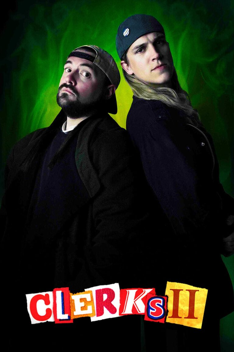 """Poster for the movie """"Clerks II"""""""