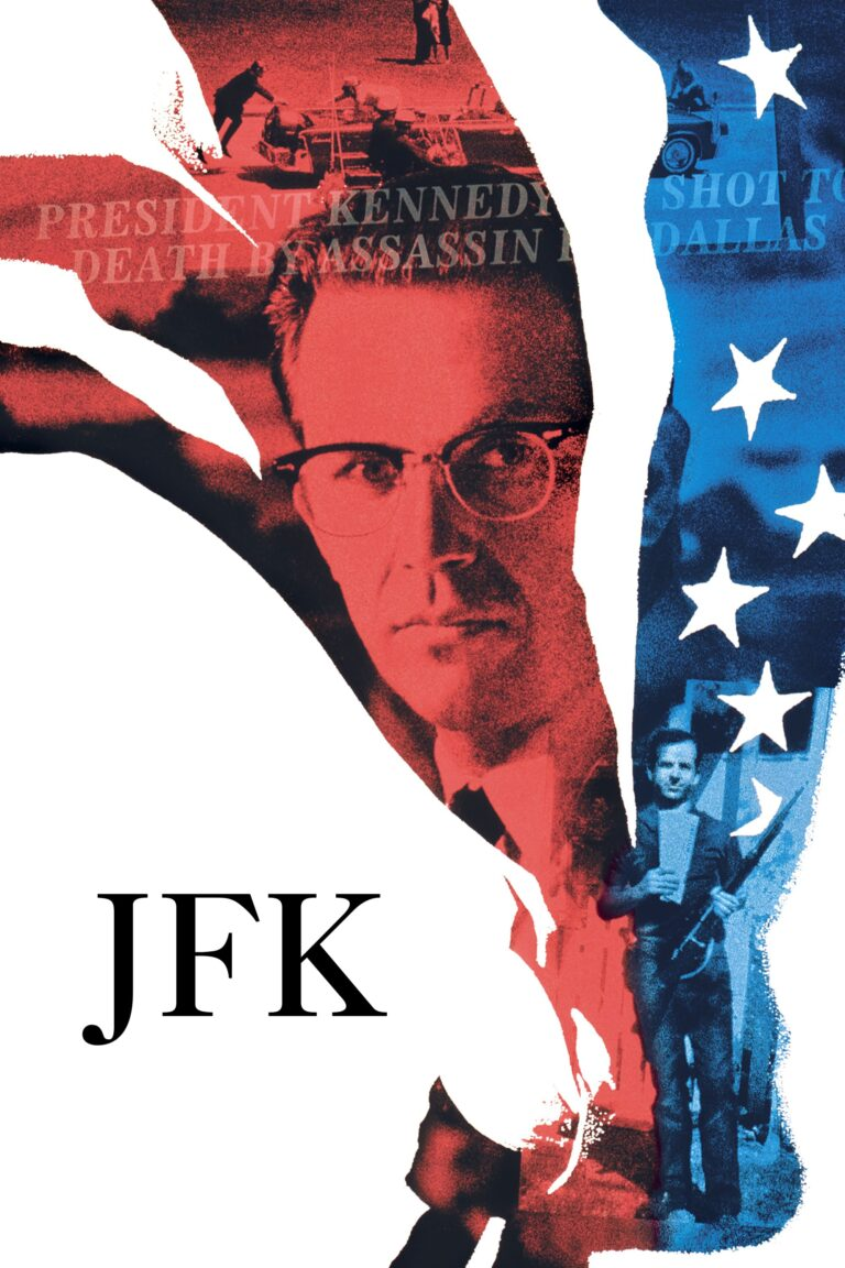 """Poster for the movie """"JFK"""""""