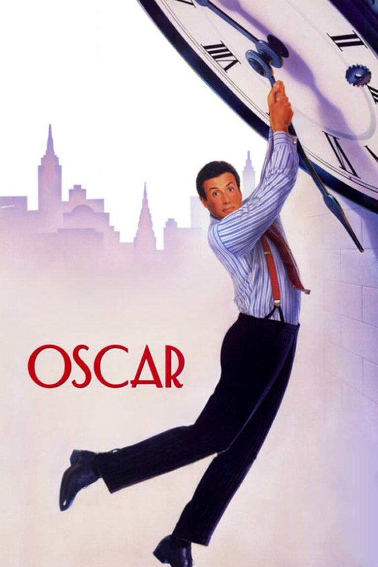 """Poster for the movie """"Oscar"""""""