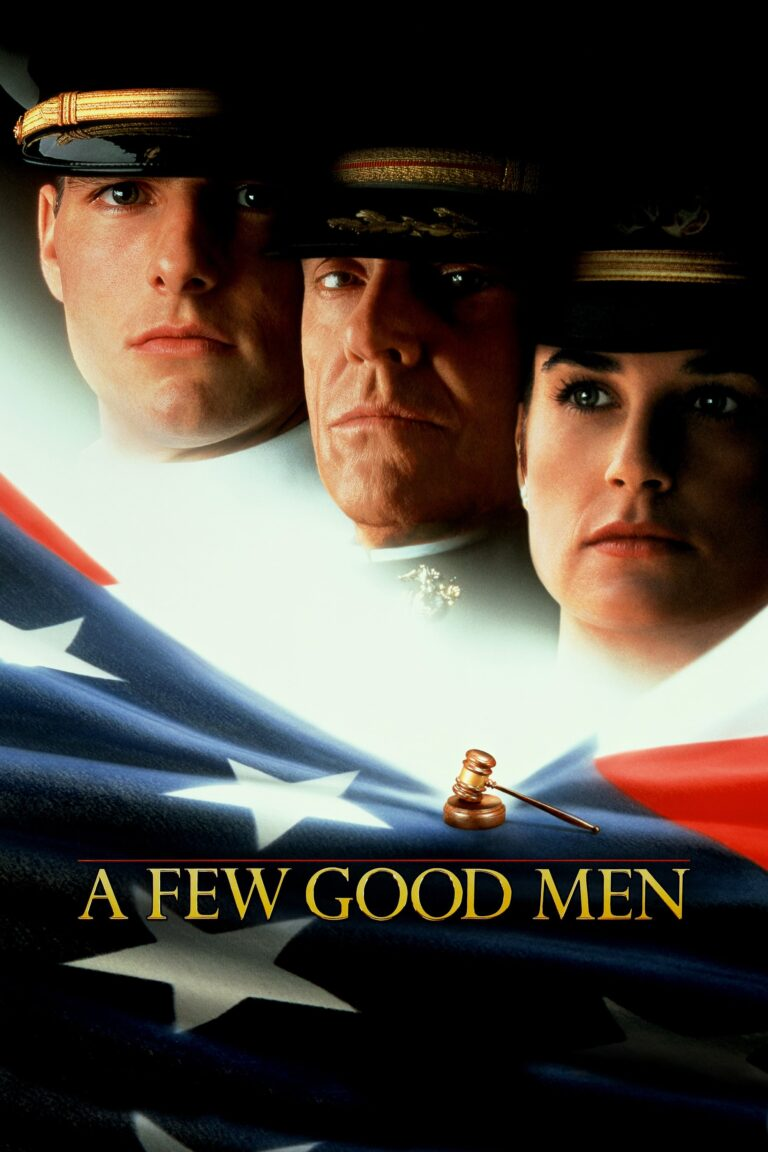 """Poster for the movie """"A Few Good Men"""""""