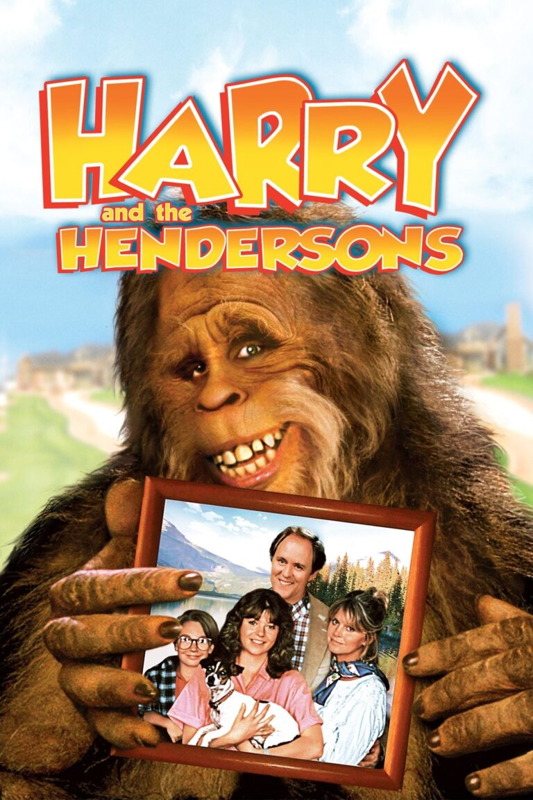 """Poster for the movie """"Harry and the Hendersons"""""""