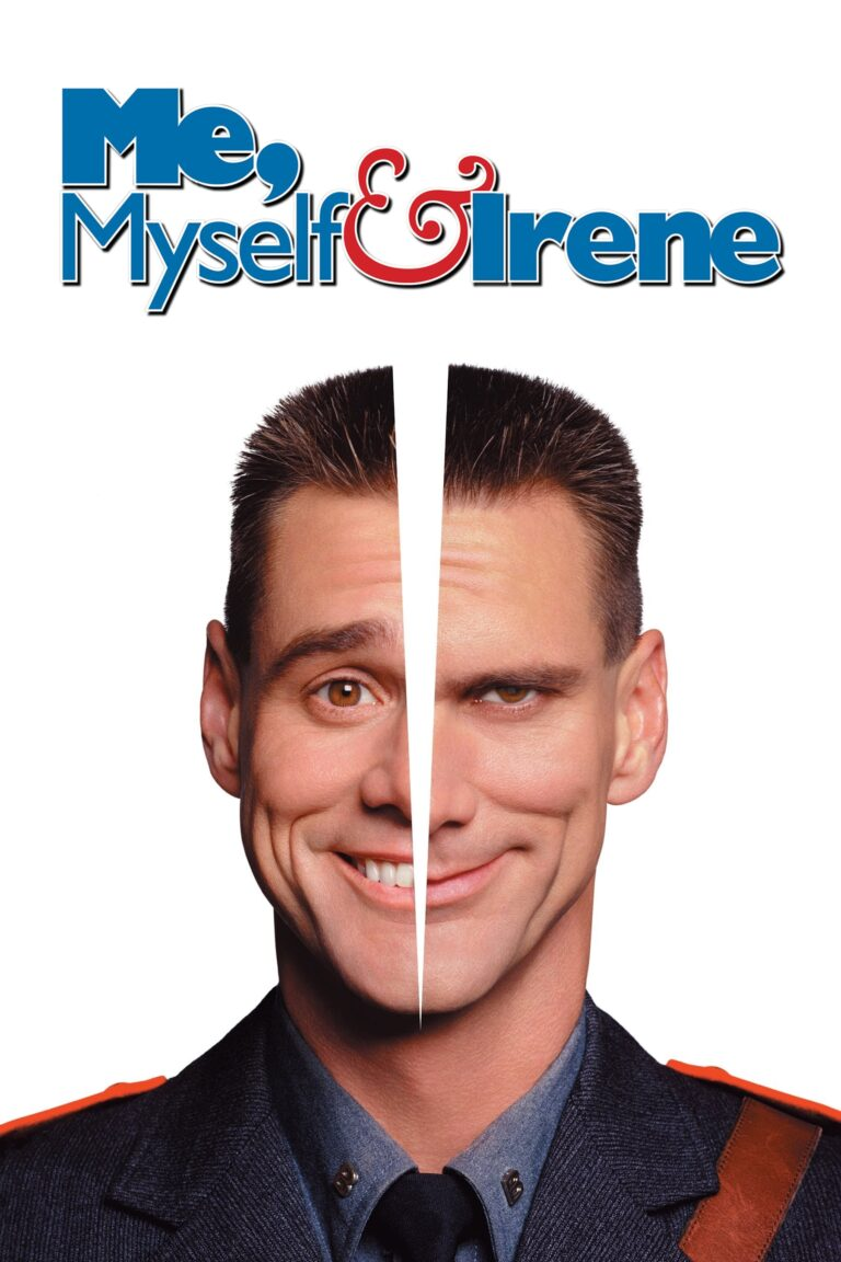 """Poster for the movie """"Me, Myself & Irene"""""""