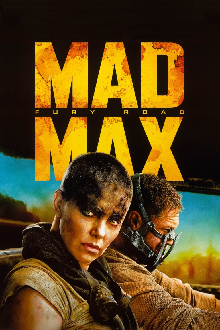 """Poster for the movie """"Mad Max: Fury Road"""""""