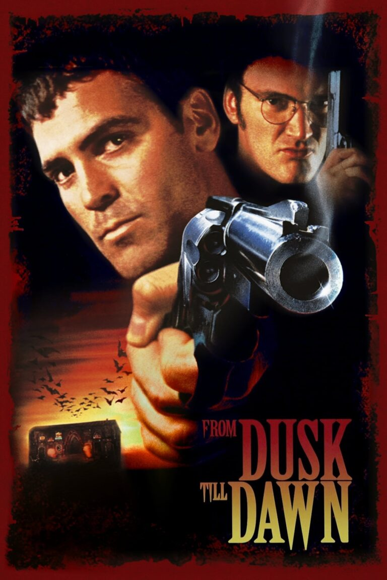 """Poster for the movie """"From Dusk Till Dawn"""""""