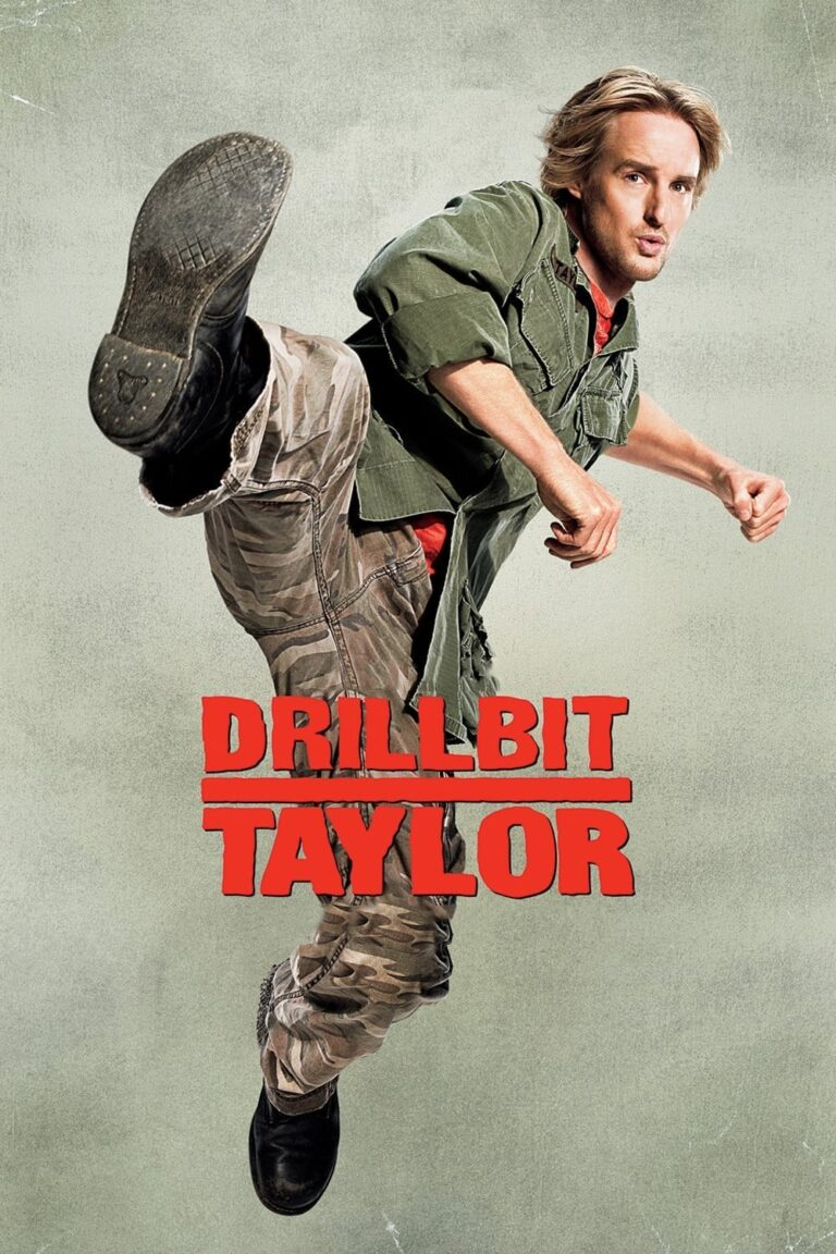 """Poster for the movie """"Drillbit Taylor"""""""