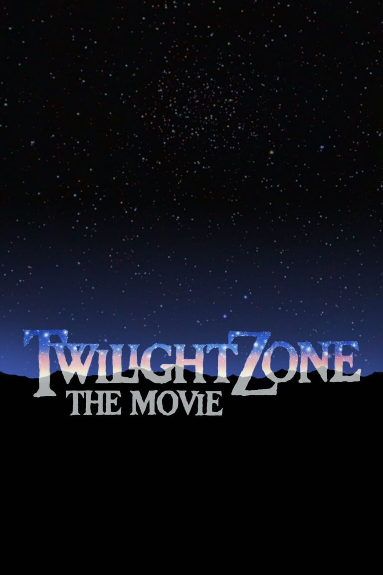 """Poster for the movie """"Twilight Zone: The Movie"""""""
