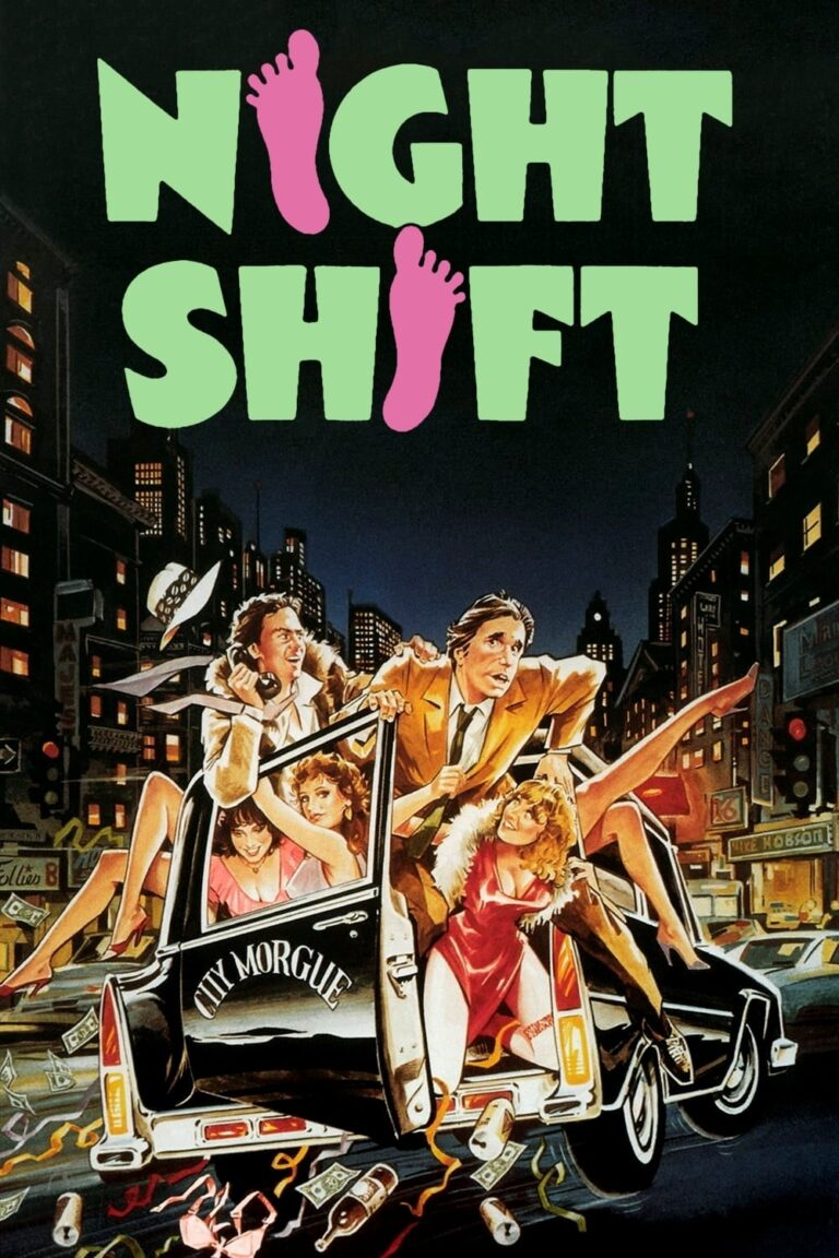 """Poster for the movie """"Night Shift"""""""