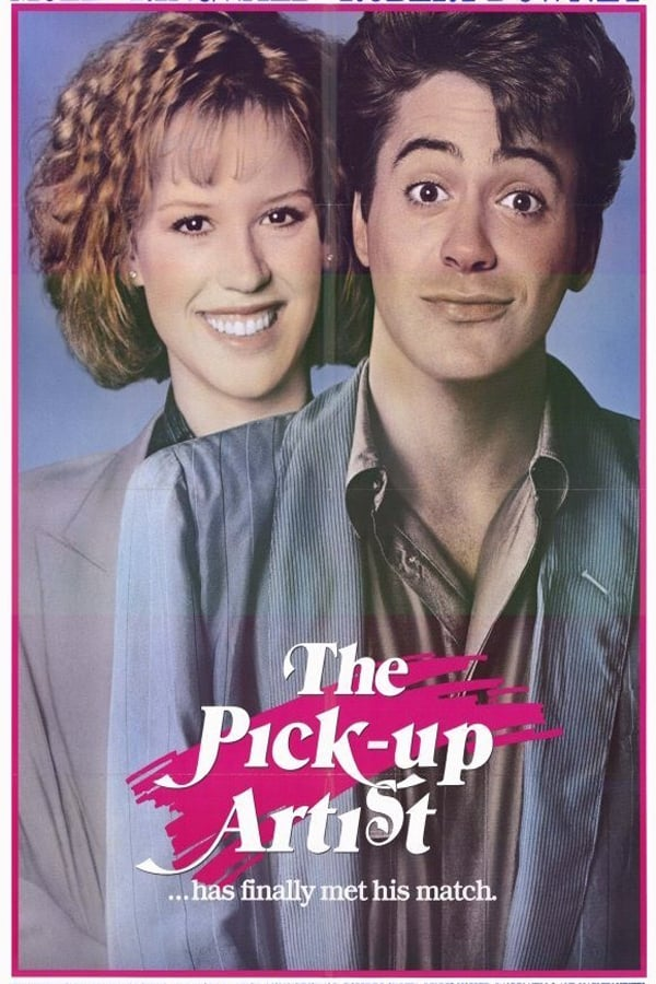 """Poster for the movie """"The Pick-up Artist"""""""