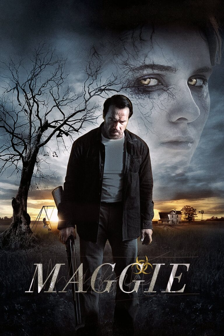 "Poster for the movie ""Maggie"""
