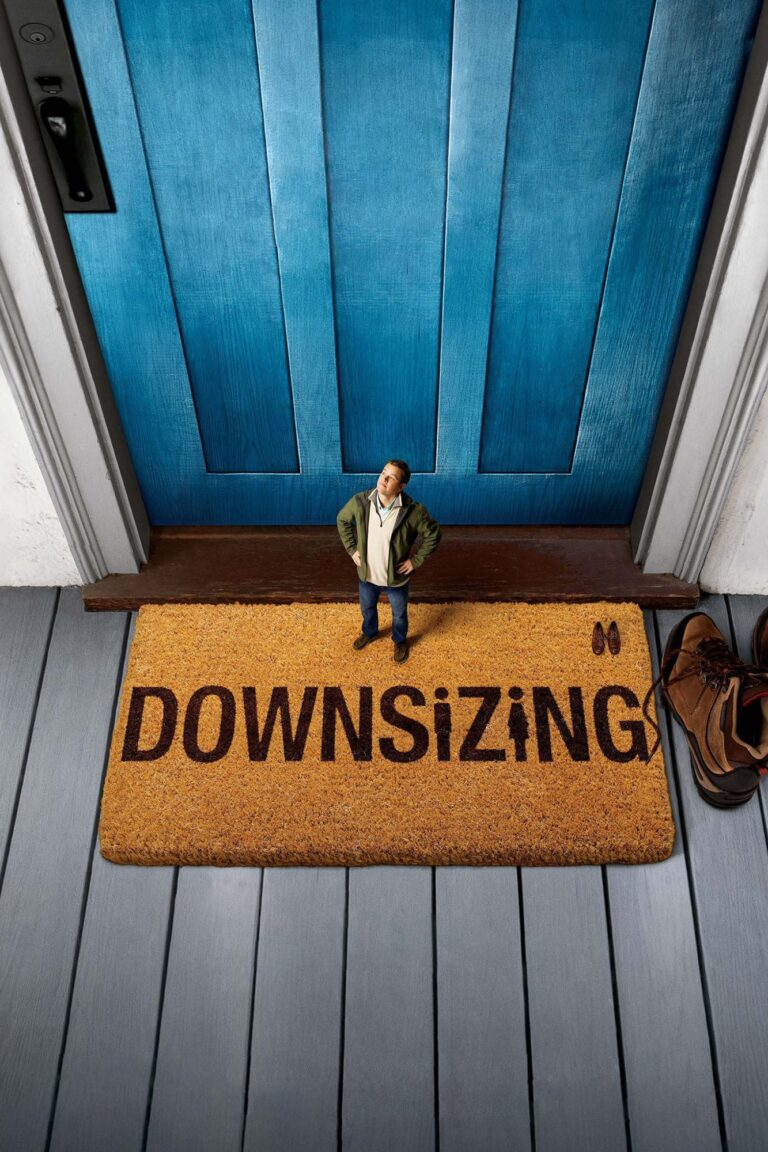 """Poster for the movie """"Downsizing"""""""