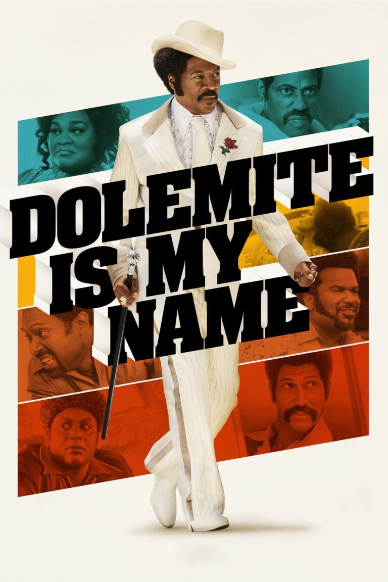 """Poster for the movie """"Dolemite Is My Name"""""""