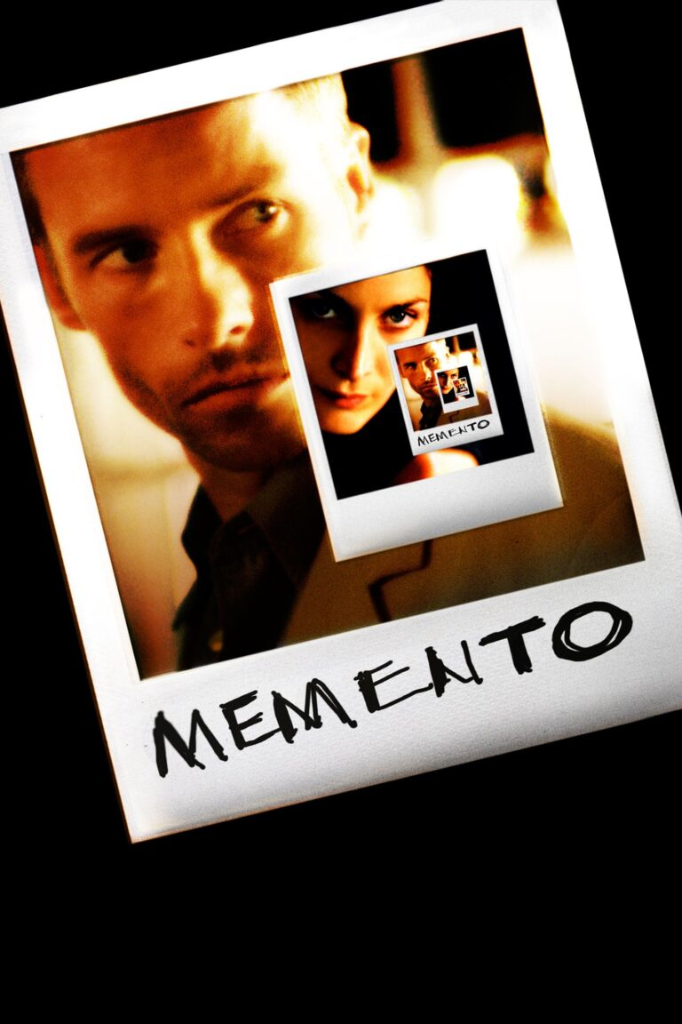 """Poster for the movie """"Memento"""""""
