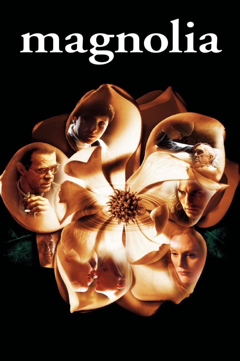 "Poster for the movie ""Magnolia"""