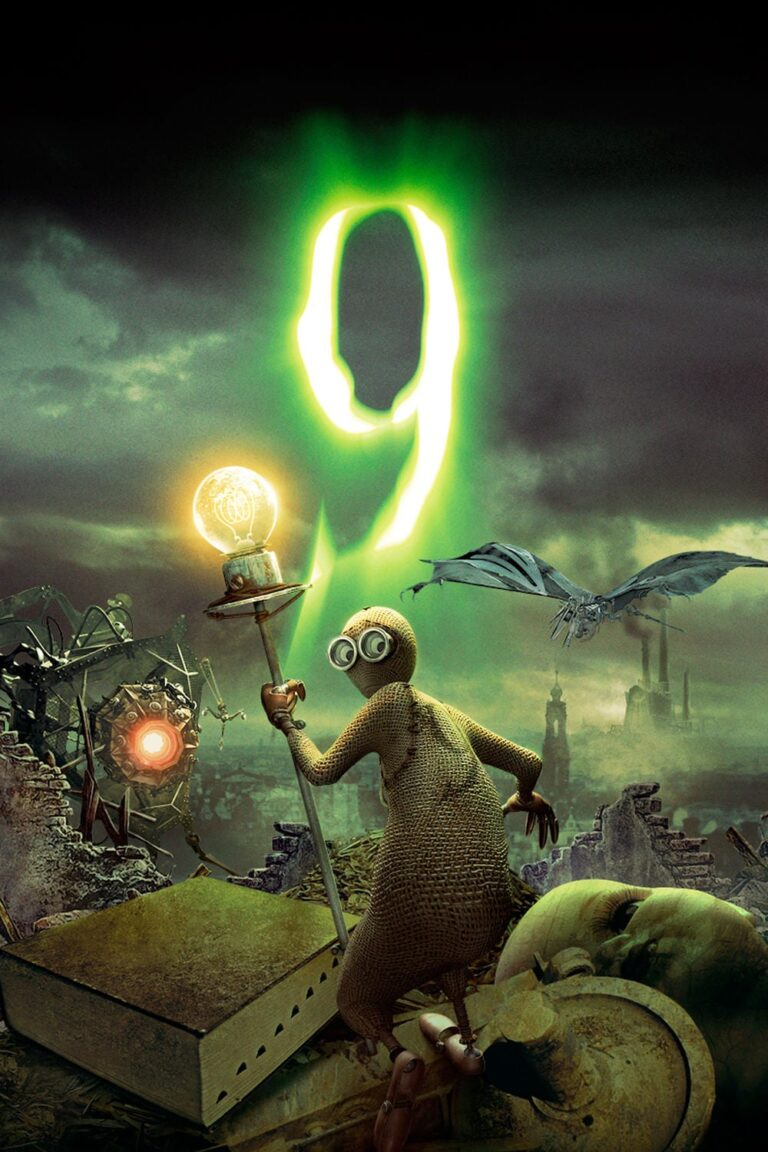 """Poster for the movie """"9"""""""