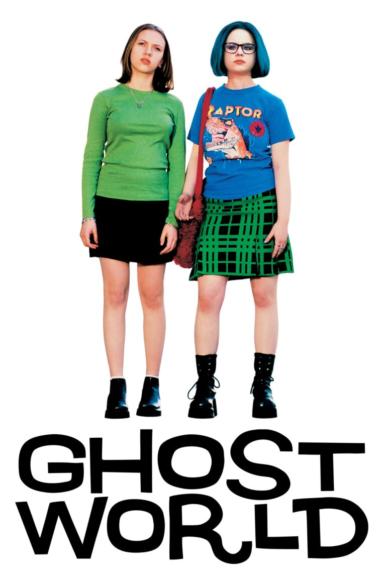 """Poster for the movie """"Ghost World"""""""
