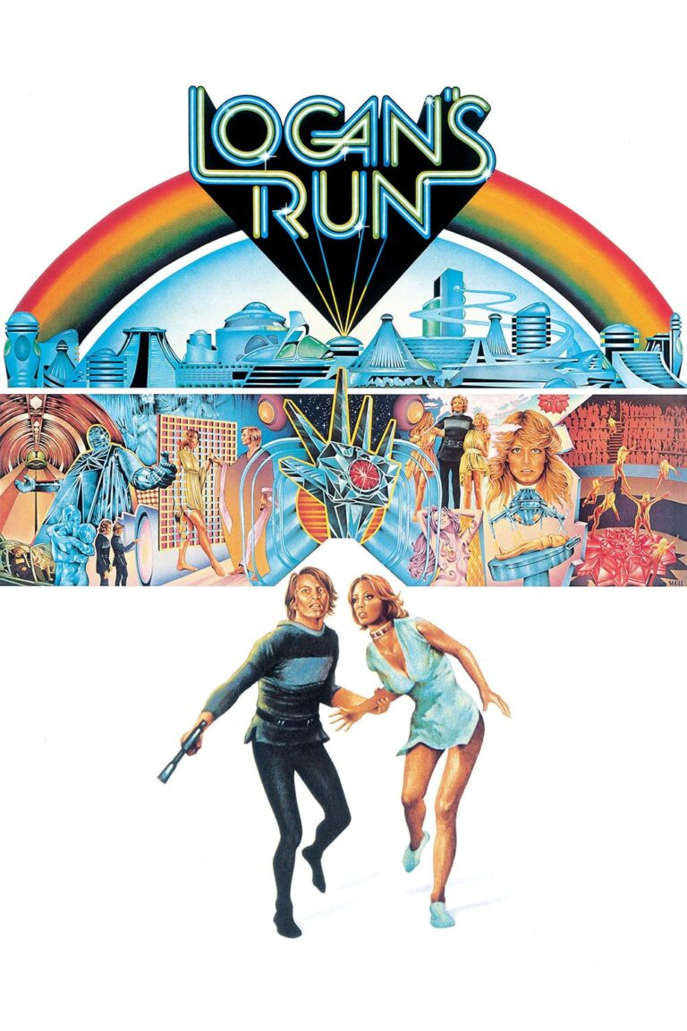"""Poster for the movie """"Logan's Run"""""""