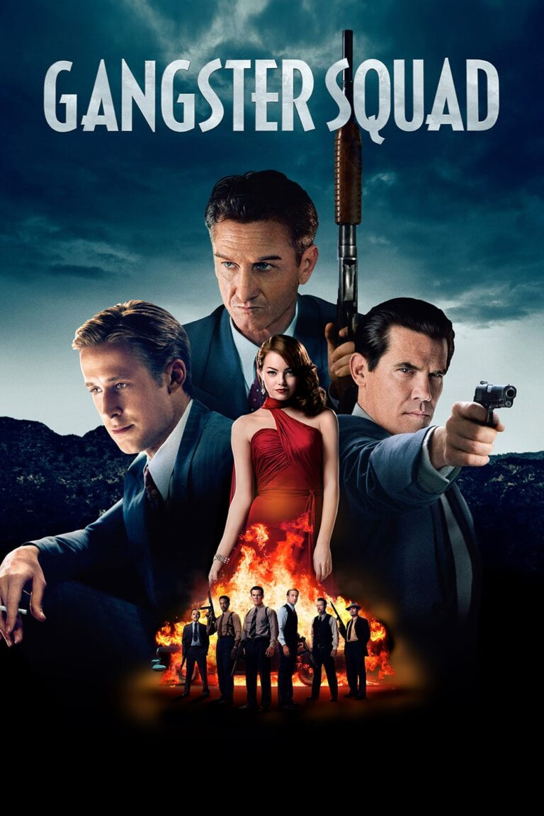"""Poster for the movie """"Gangster Squad"""""""