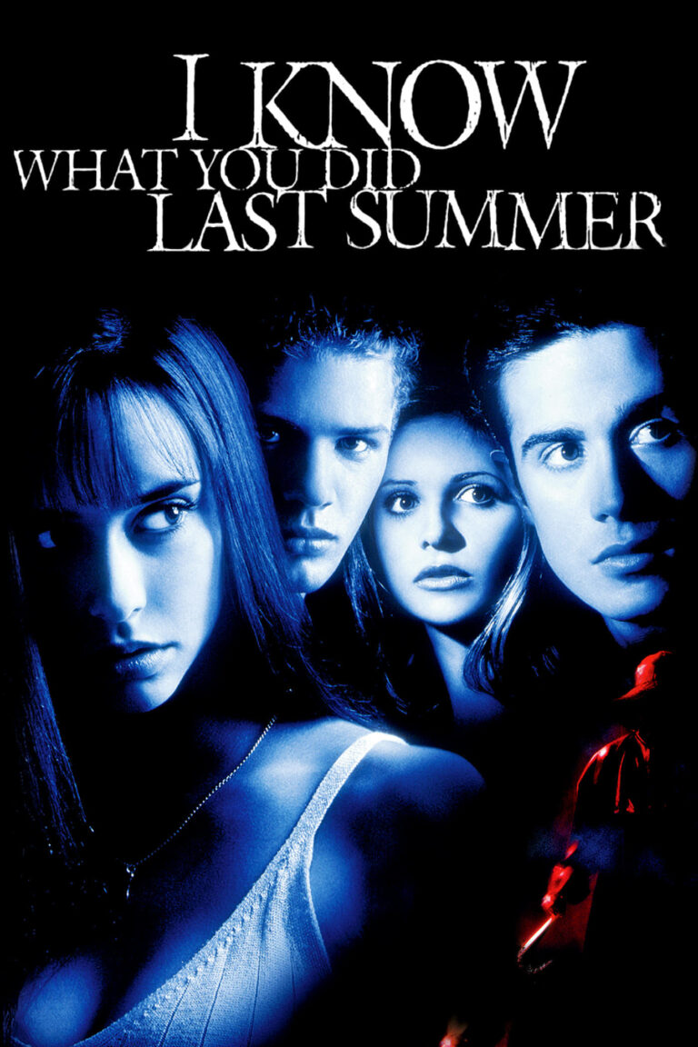 """Poster for the movie """"I Know What You Did Last Summer"""""""