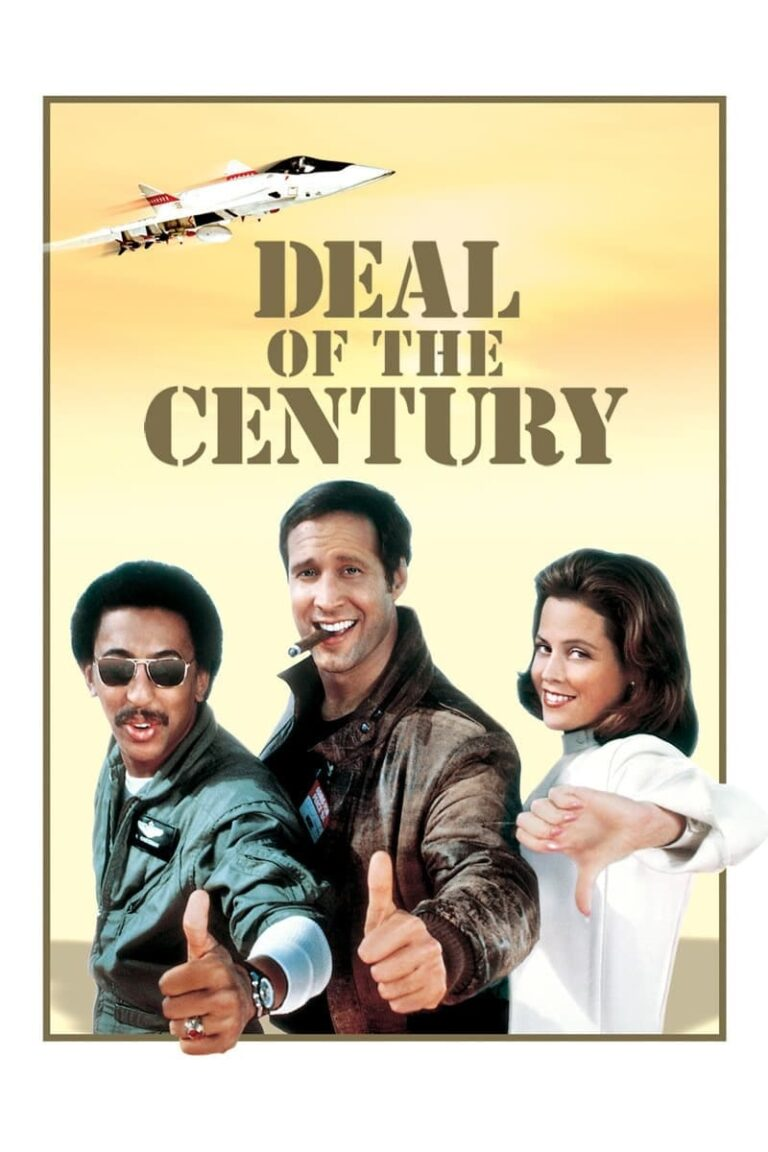"""Poster for the movie """"Deal of the Century"""""""