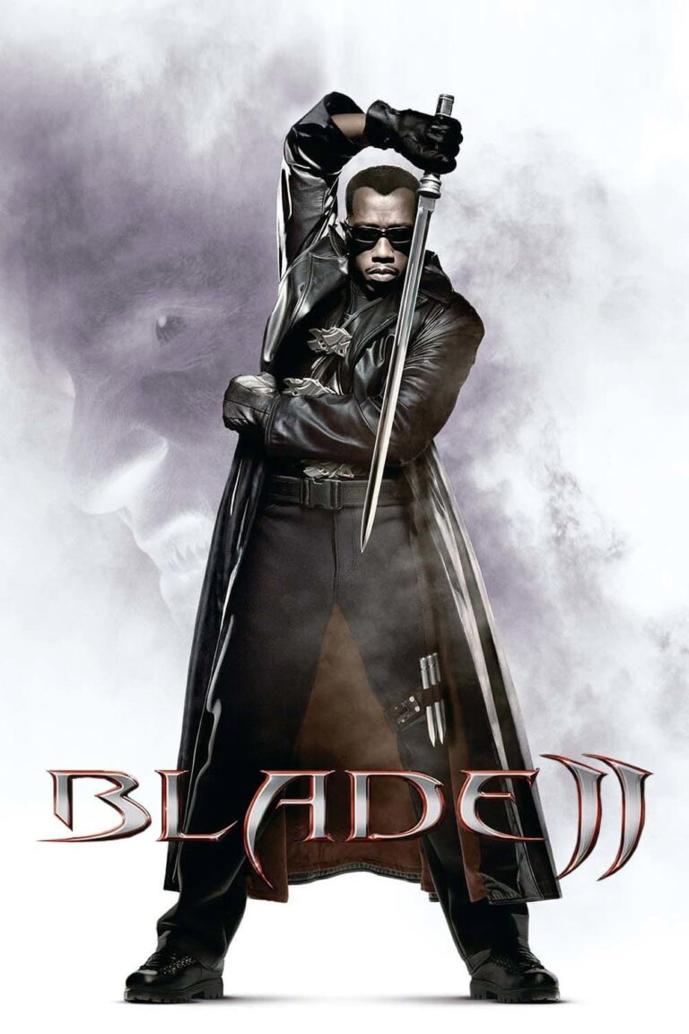 "Poster for the movie ""Blade II"""