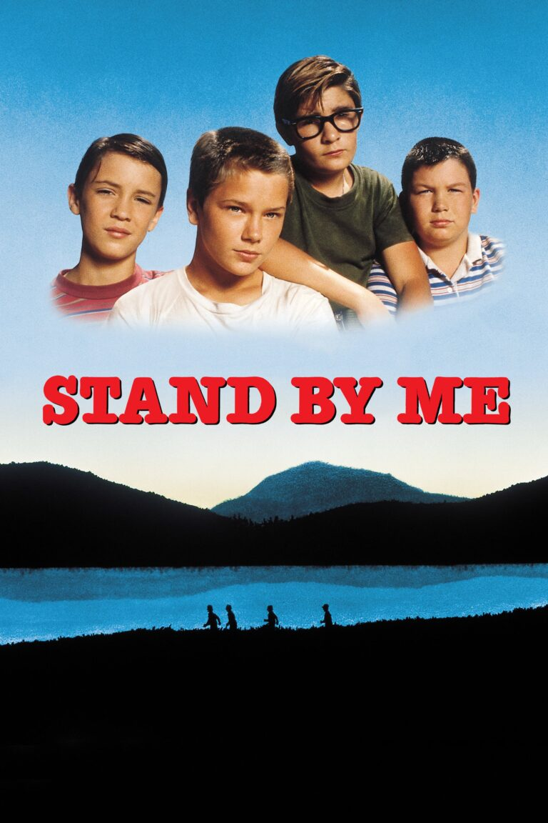 """Poster for the movie """"Stand by Me"""""""