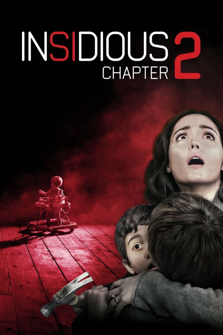 """Poster for the movie """"Insidious: Chapter 2"""""""