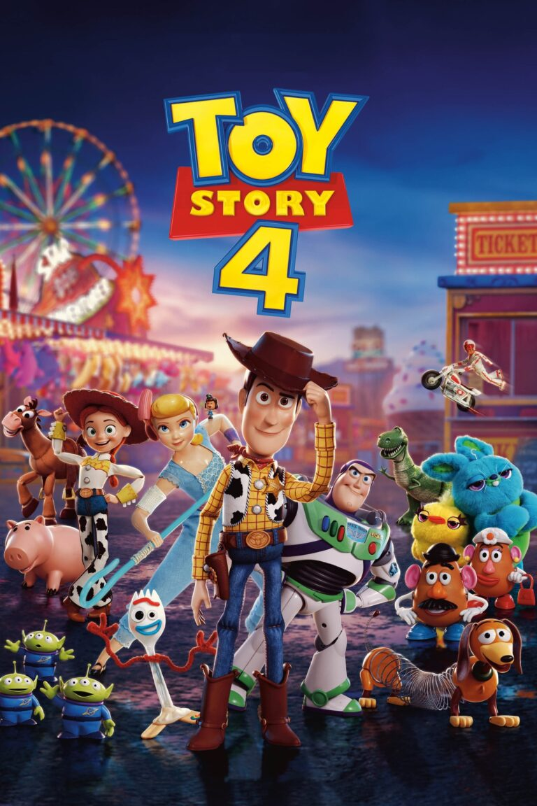 """Poster for the movie """"Toy Story 4"""""""