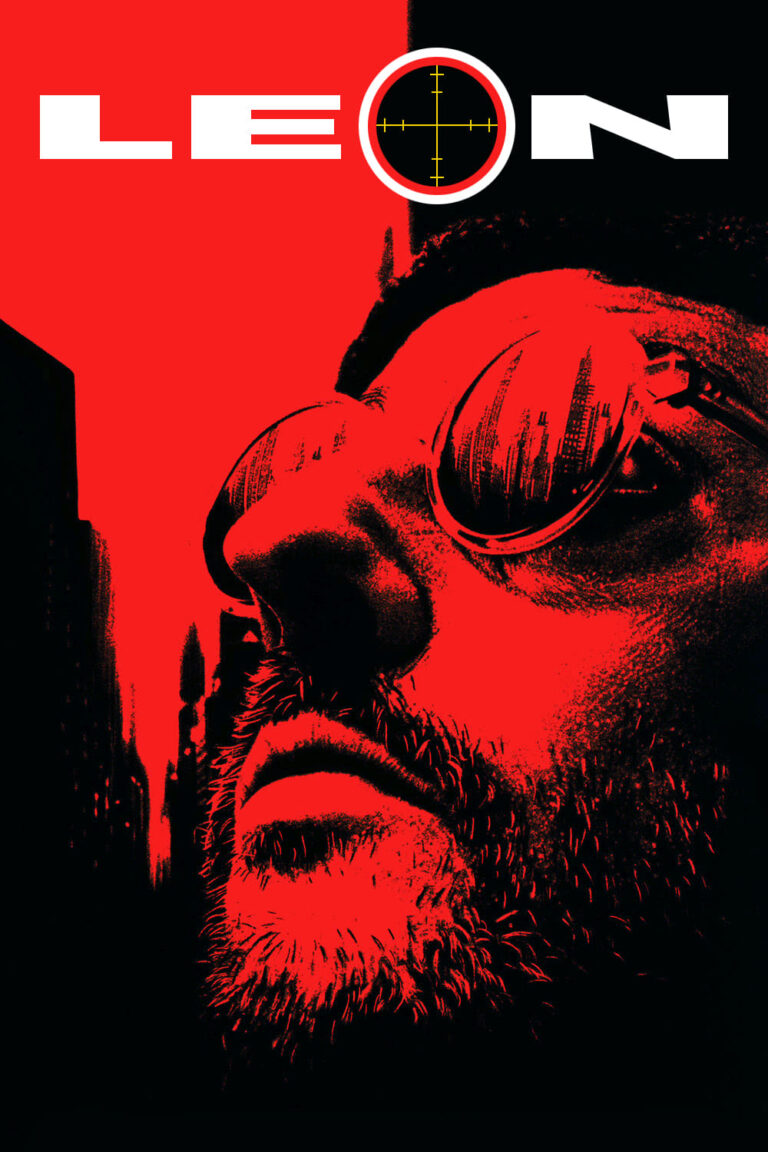 "Poster for the movie ""Léon: The Professional"""