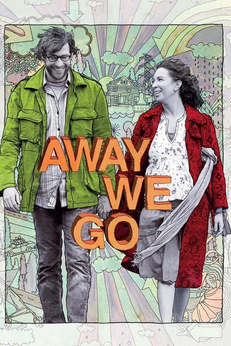 """Poster for the movie """"Away We Go"""""""