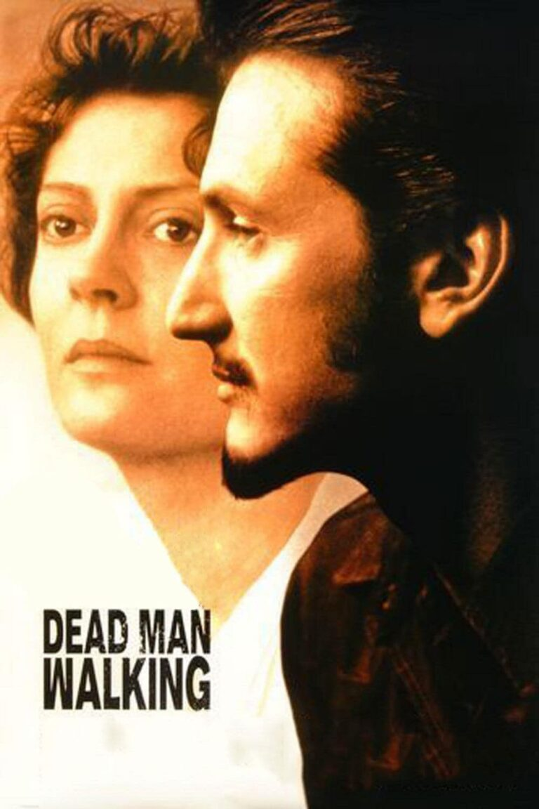 """Poster for the movie """"Dead Man Walking"""""""