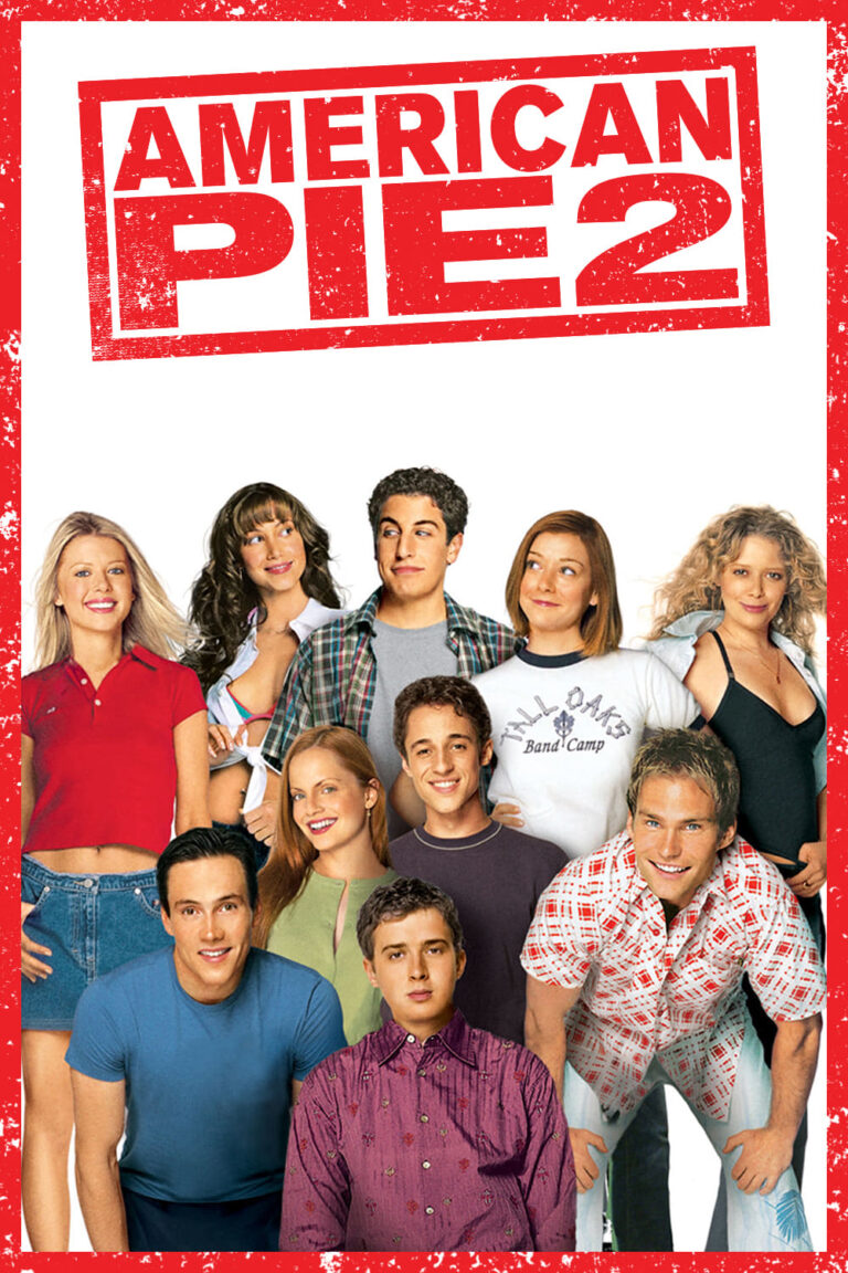 """Poster for the movie """"American Pie 2"""""""