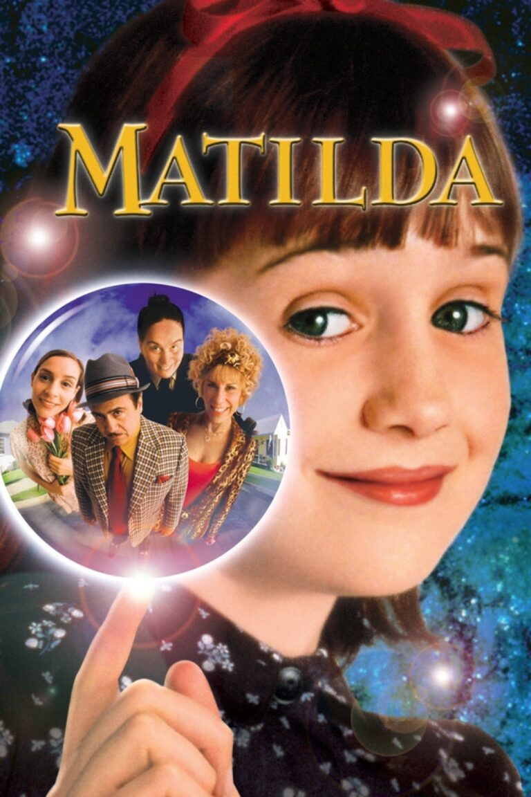 """Poster for the movie """"Matilda"""""""