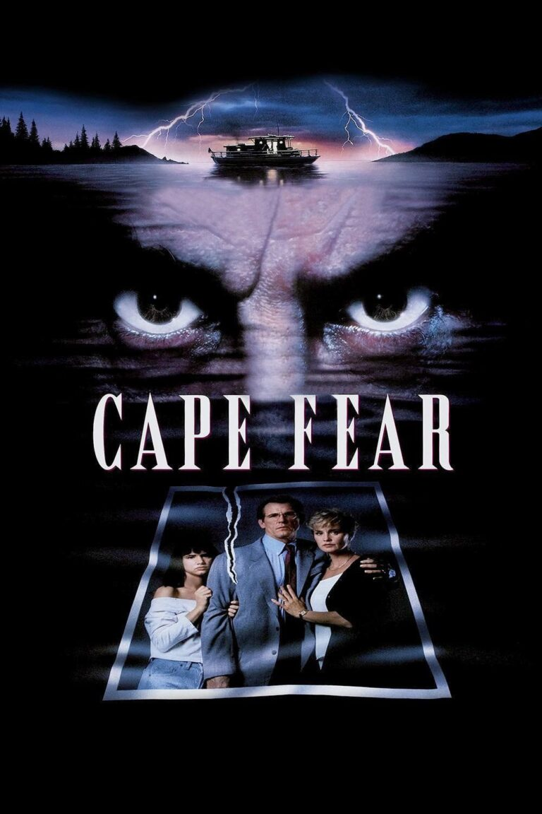 """Poster for the movie """"Cape Fear"""""""