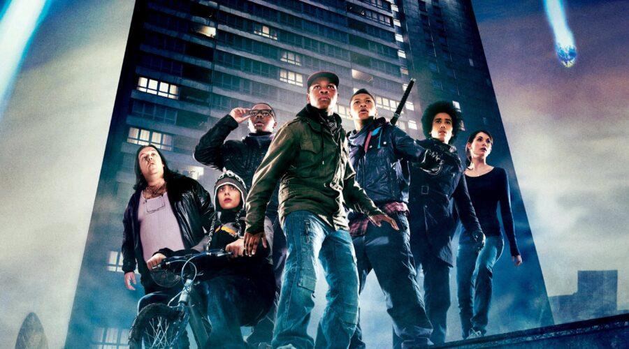 """Poster for the movie """"Attack the Block"""""""