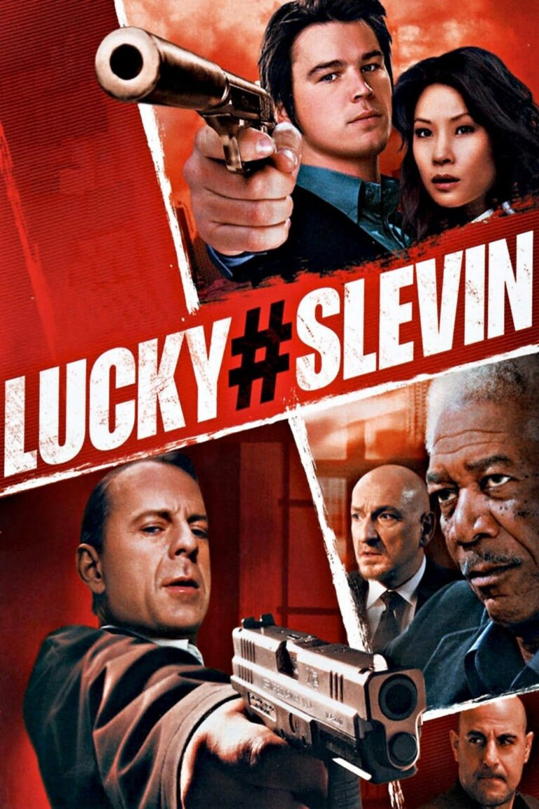 """Poster for the movie """"Lucky Number Slevin"""""""