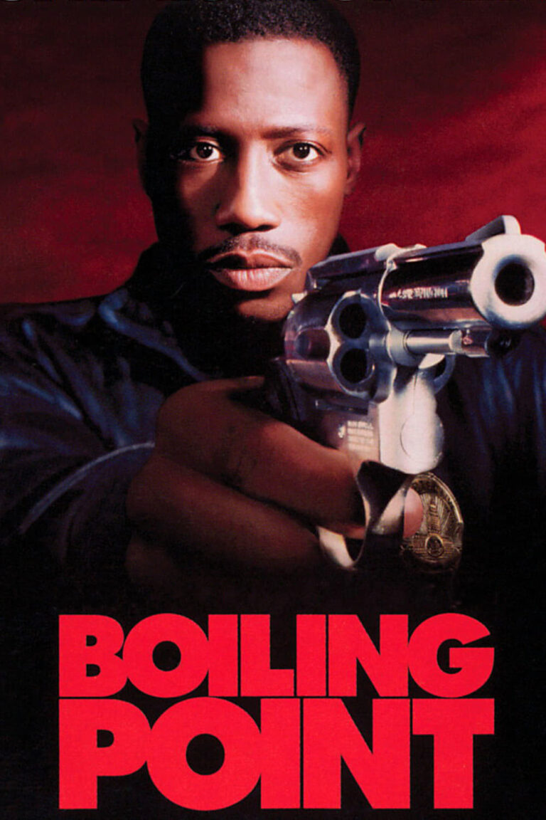 """Poster for the movie """"Boiling Point"""""""