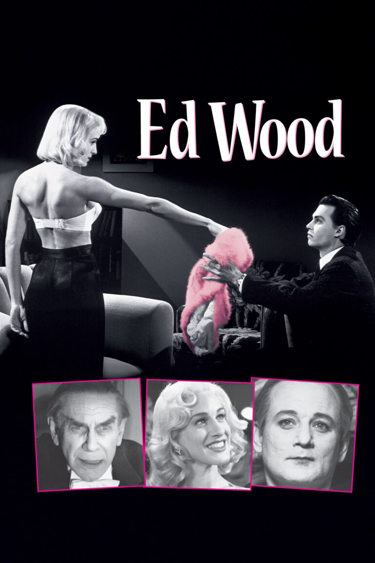 """Poster for the movie """"Ed Wood"""""""