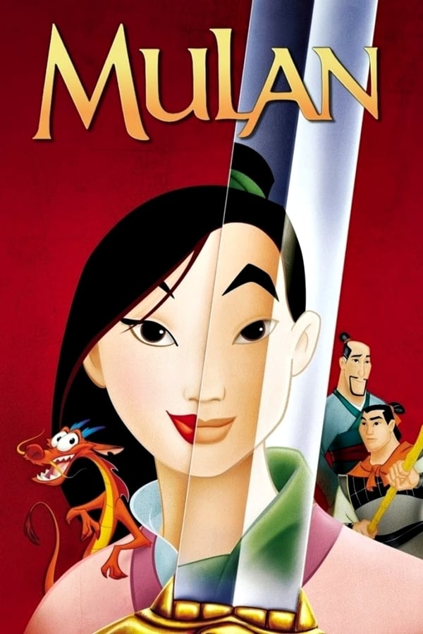 """Poster for the movie """"Mulan"""""""