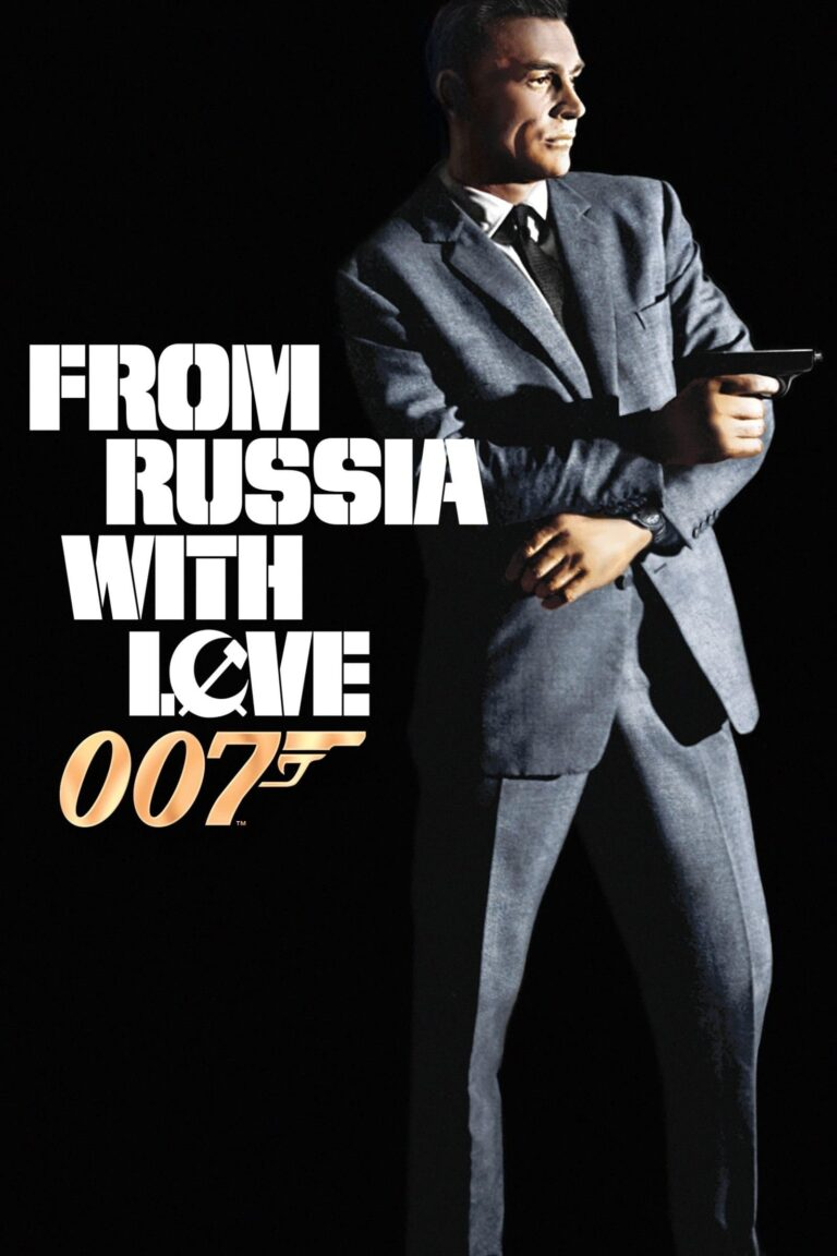 """Poster for the movie """"From Russia with Love"""""""