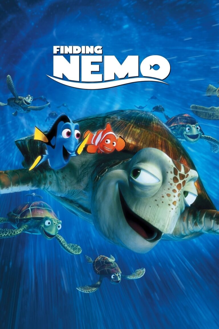 """Poster for the movie """"Finding Nemo"""""""