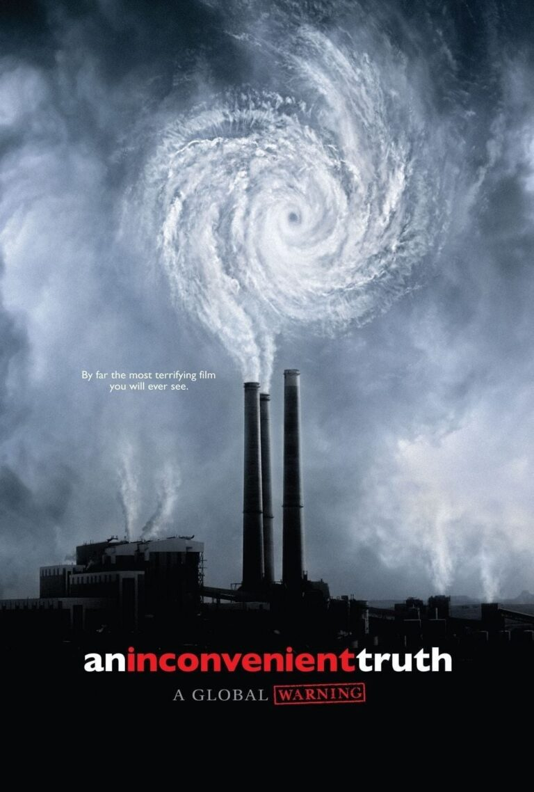 """Poster for the movie """"An Inconvenient Truth"""""""
